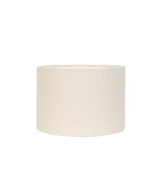 Lampenkap cilinder LIVIGNO - 35-35-30cm - eiwit