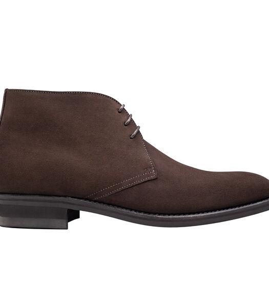 Suède CHUKKA-boots