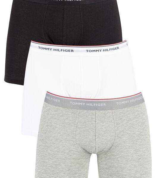 3-pack Premium Essentials boxershort