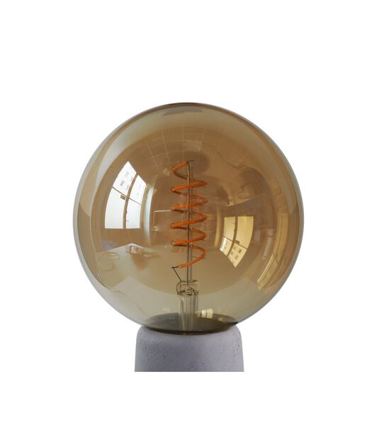 Betonnen design tafellamp, PHARE