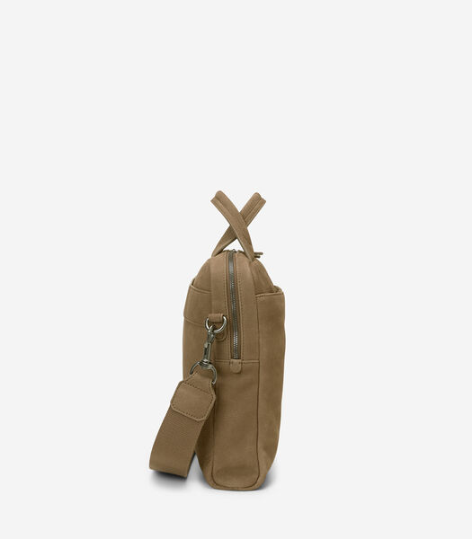 Business bag van nubuck