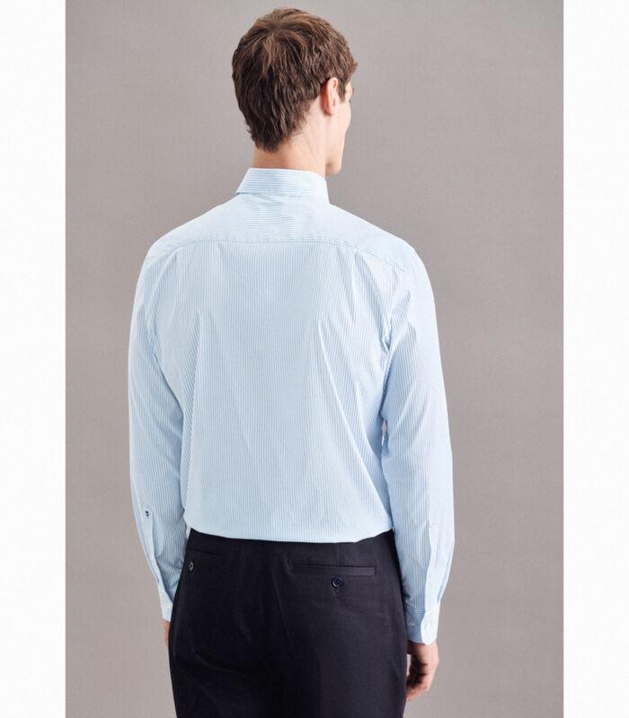 Performance hemd Regular Fit Lange mouwen Strepen image number 1