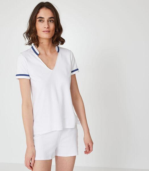Ava - Pyjamashort katoen
