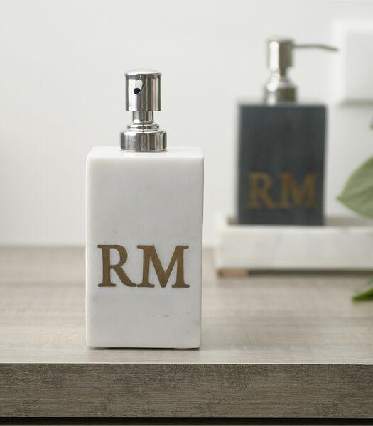 Magic Marble Soap Dispenser white