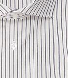 Overhemd Shaped Fit Lange arm Strepen image number 4