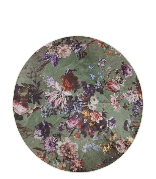 ISABELLE - Tapis - Forest Green
