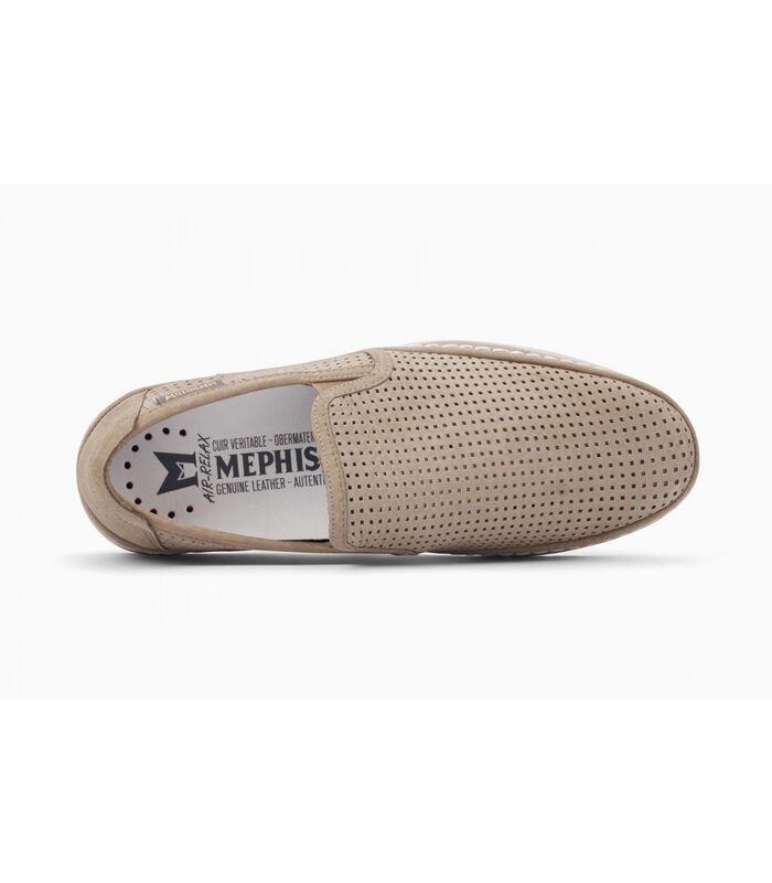 HADRIAN-Loafers fluweel image number 2