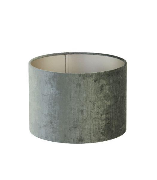 Kap cilinder 50-50-38 cm GEMSTONE antraciet