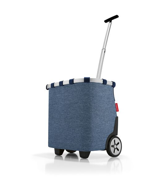 Carrycruiser - Boodschappentrolley - Twist Blue Blauw