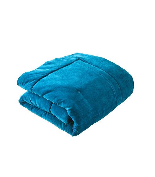 BYZANCE bleu paon - Sprei Fluweel