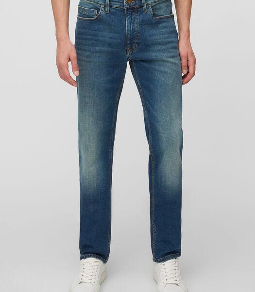 Jeans model KEMI regular van denim met stretch