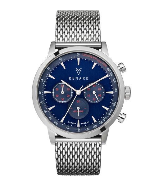 Grande Chrono Horloge zilverkleurig RC402SS41MSS