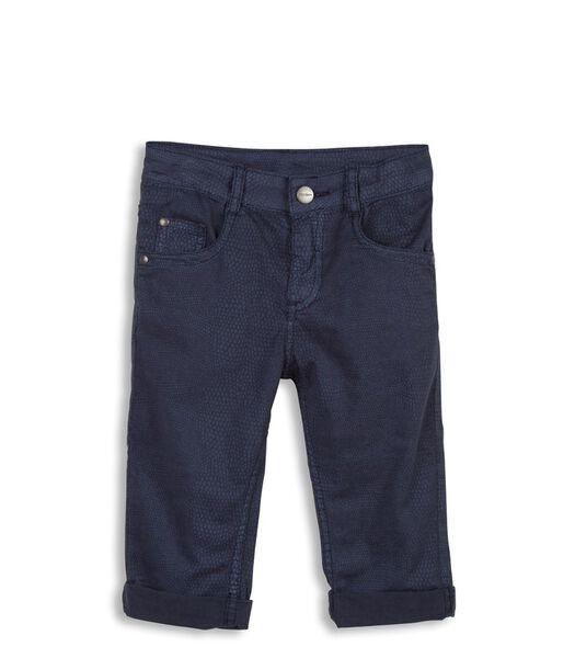 Skinny Jeans Corselette Lengte