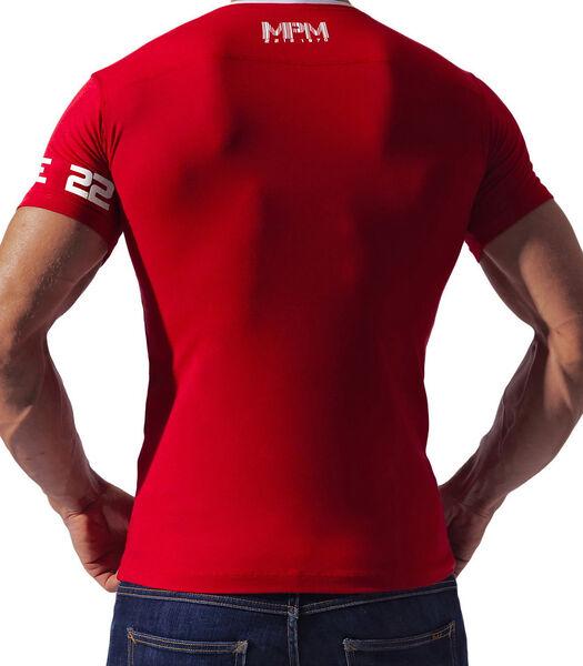 Tee-Shirt Asymmetric sport