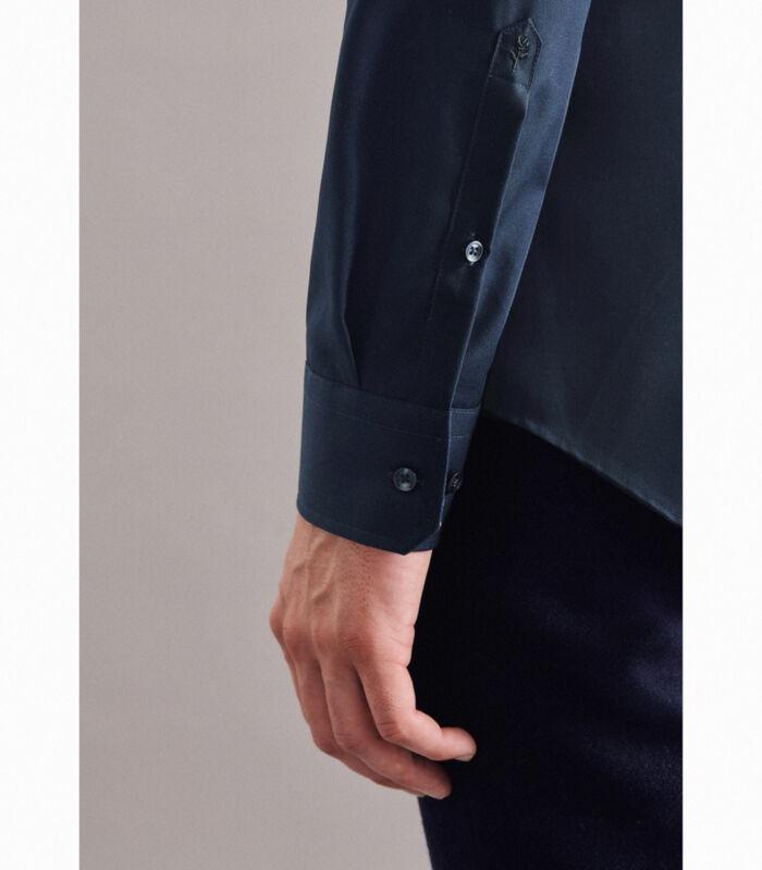 Overhemd Shaped Fit Extra lange mouwen Uni image number 2
