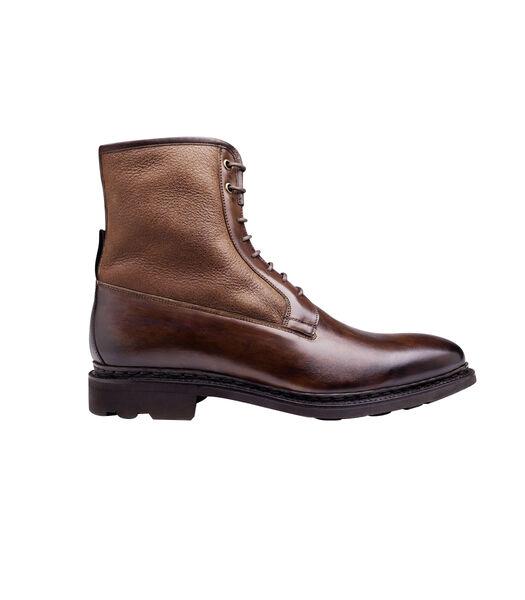Leren YUKON-boots