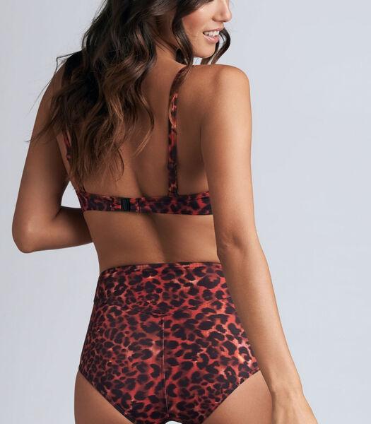 panthera highwaist bikini slip