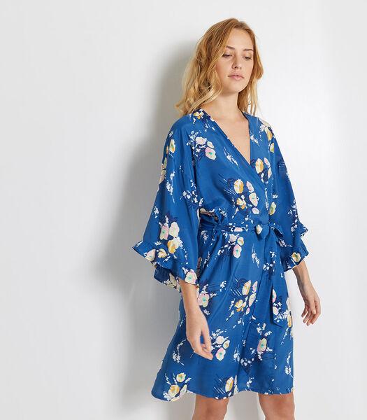 Onirique - Homewear korte Kimono viscose
