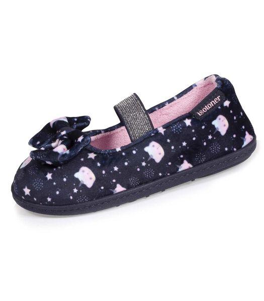 Kids ballerina pantoffels