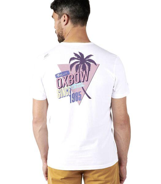 T-shirt met korte mouwen TONCAL