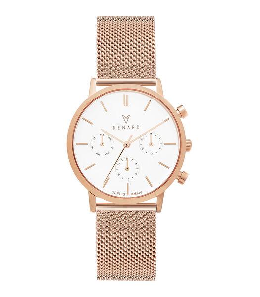 Elite 35.5 Horloge roségoudkleurig RB361RG60RG2