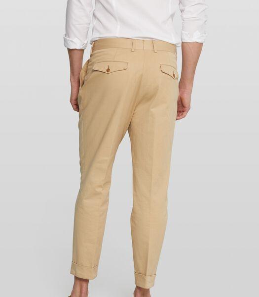 Pantalon en sergé Ward Washed
