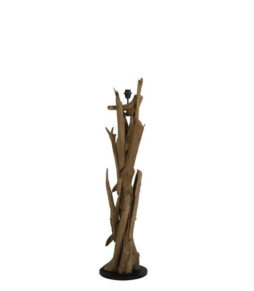 Vloerlamp VIDIN - hout - M