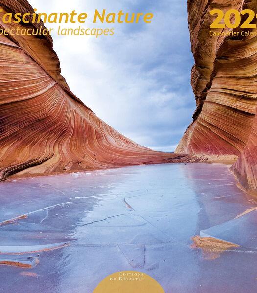 Calendrier 30x30 cm Fascinerende Natuur,