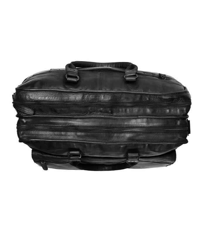 The Chesterfield Brand Rowan Laptopbag black image number 1