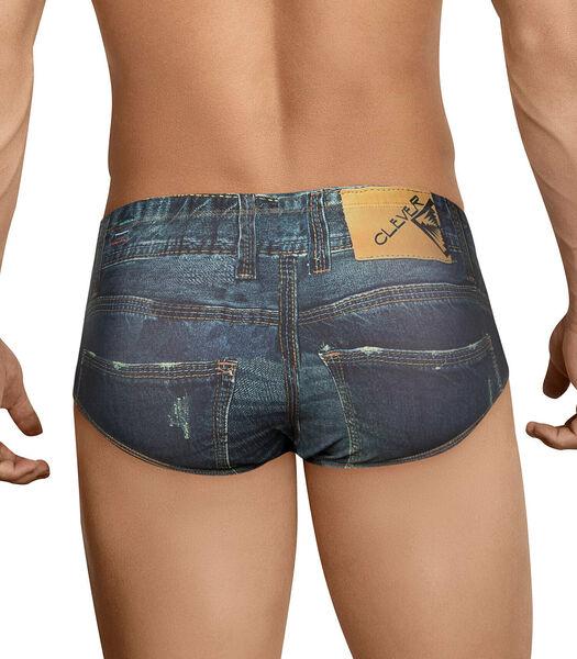 Slips Jeans Denim