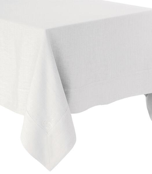 Waterafstotend linnen tafelkleed, DÉLICES DE LIN