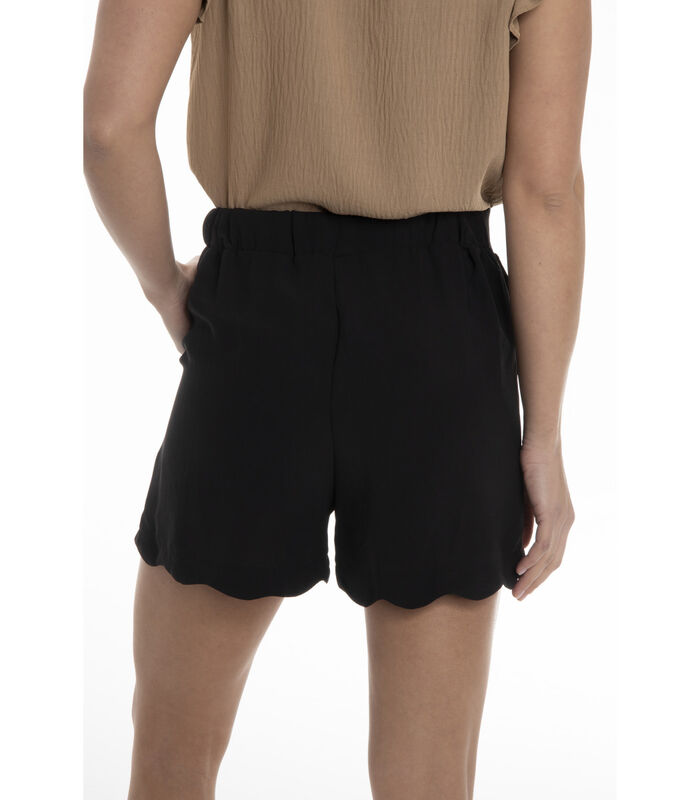 CHRISTINE-Korte broek  hoge taille image number 1