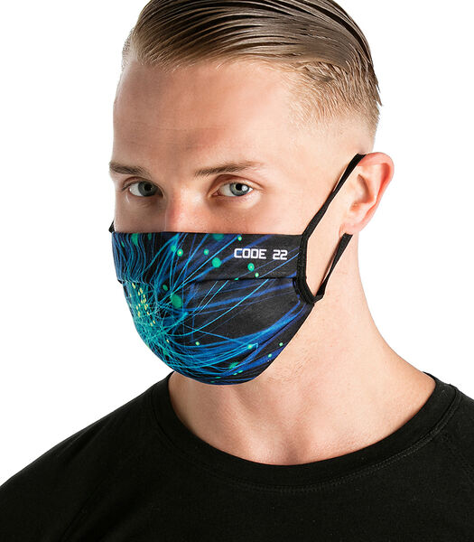 Masque de protection mixte C22