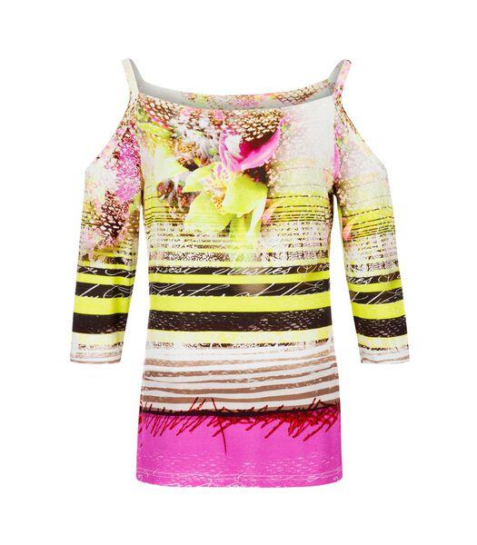 Bloemen t-shirt BANGKOK