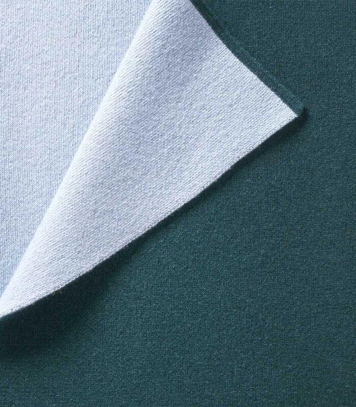 Verso - Plaid wol polyamide image number 1