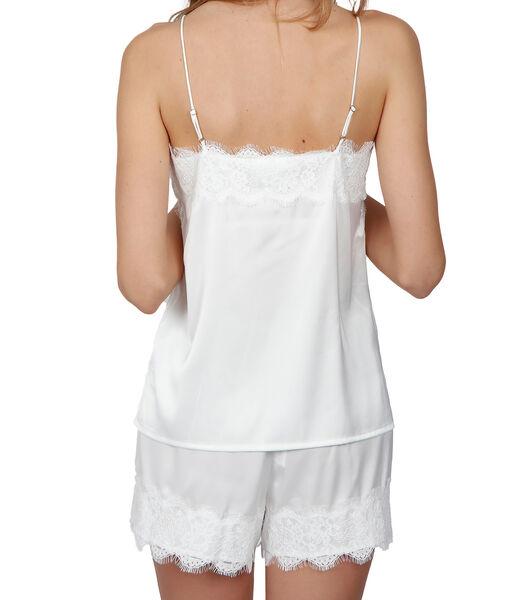 Pyjama Soft Crepe wit