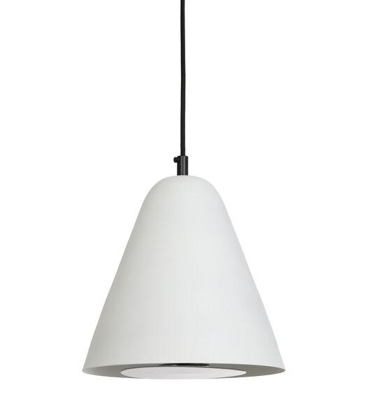 vtwonen - Lampe suspendue Sphere - blanc mat - Ø25x27 cm