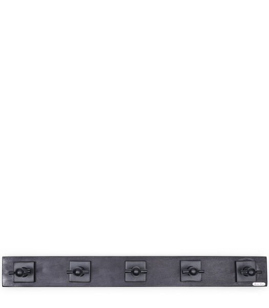 Windsor Coat Rack black