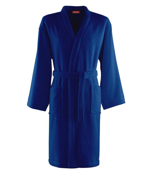 ALIZEE - Badjas kimono katoen 380 g/m²