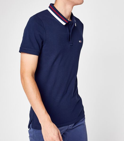 Polo's Blauw