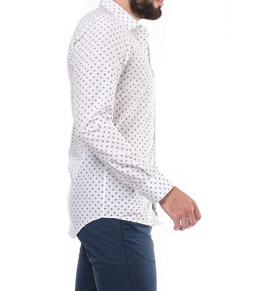 Overhemd met lange mouwen IVERN