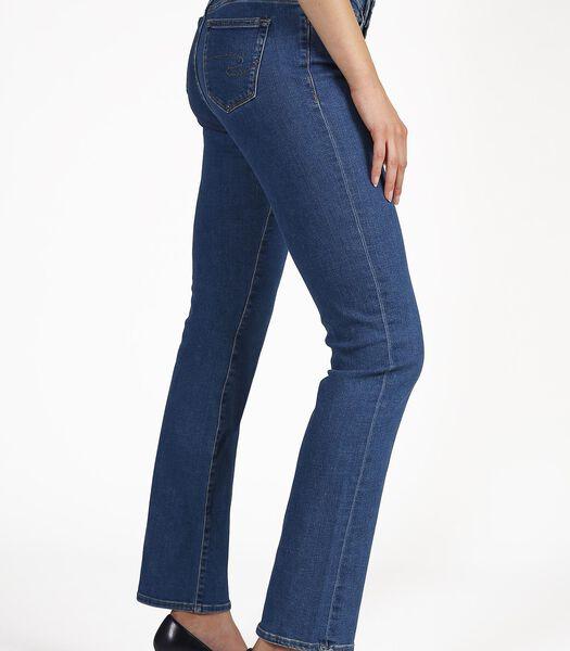 Kara Myrall Stone - Straight Jeans