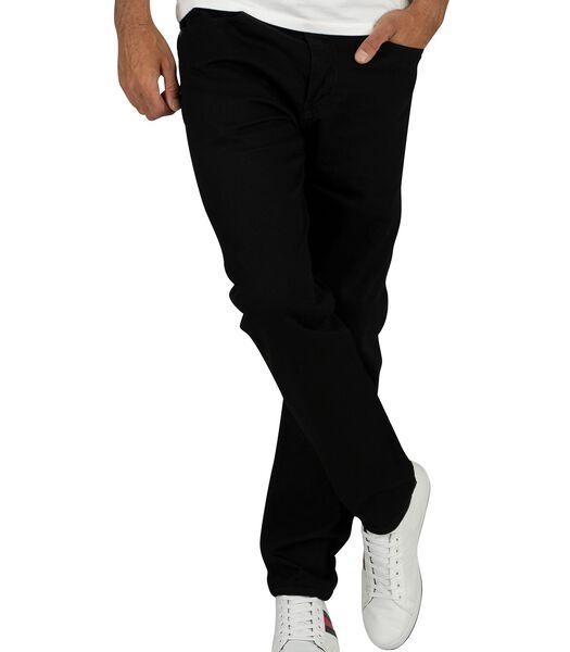 502 normale conische jeans
