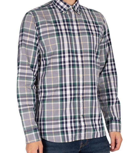 Midscale geruit overhemd