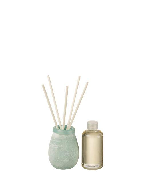 Huile Parfumee Batonnets Capri 200Ml Aqua