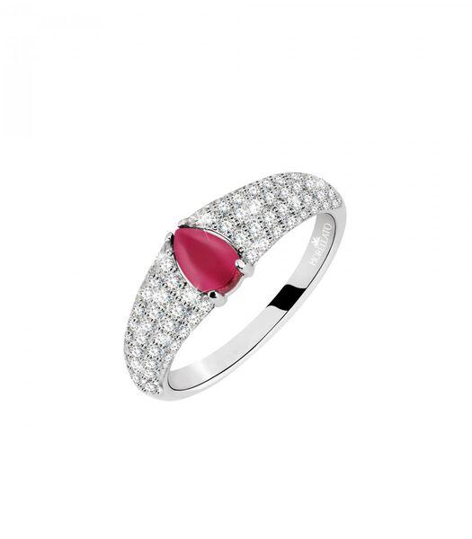 TESORI Zilveren ring - SAIW420
