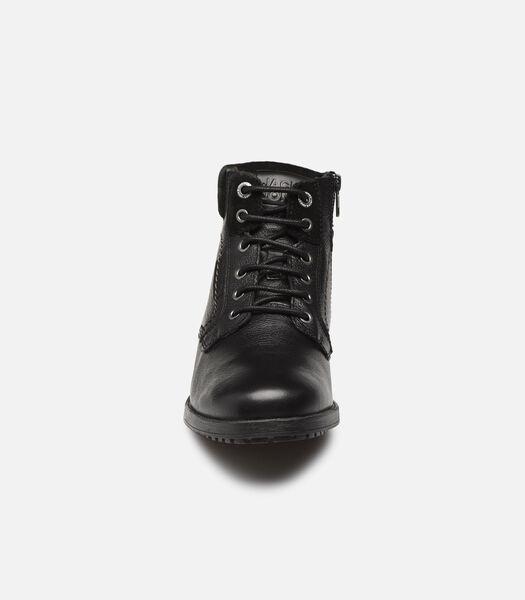 JFW BURGESS MID LEATHER Boots en enkellaarsjes