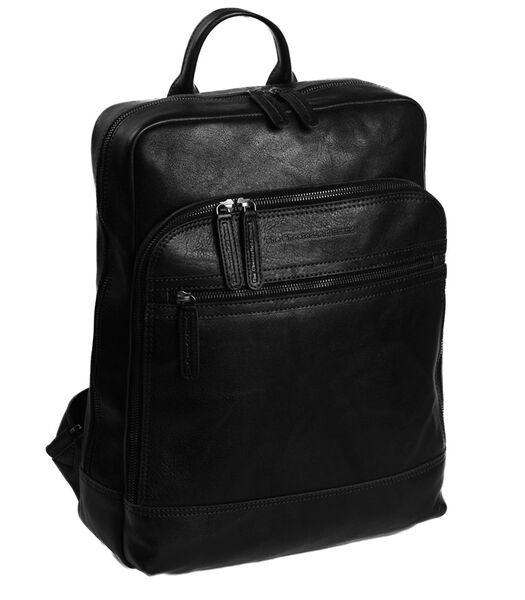 The Chesterfield Brand Hayden Laptop Backpack black