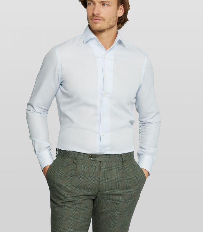 Dobby overhemd image number 0