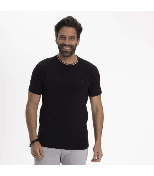 T-shirt coton col rond TILL